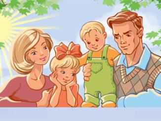 """Проект """"Моя семья"""" в начальной школе"""
