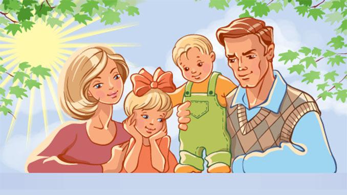 Доклад я и моя семья 3834
